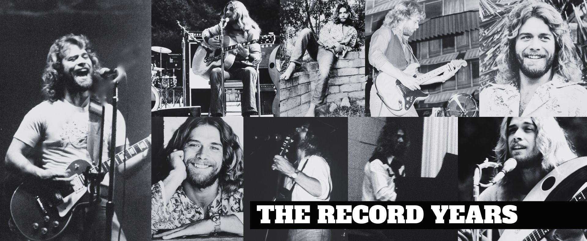 Richard Torrance - The Record Years