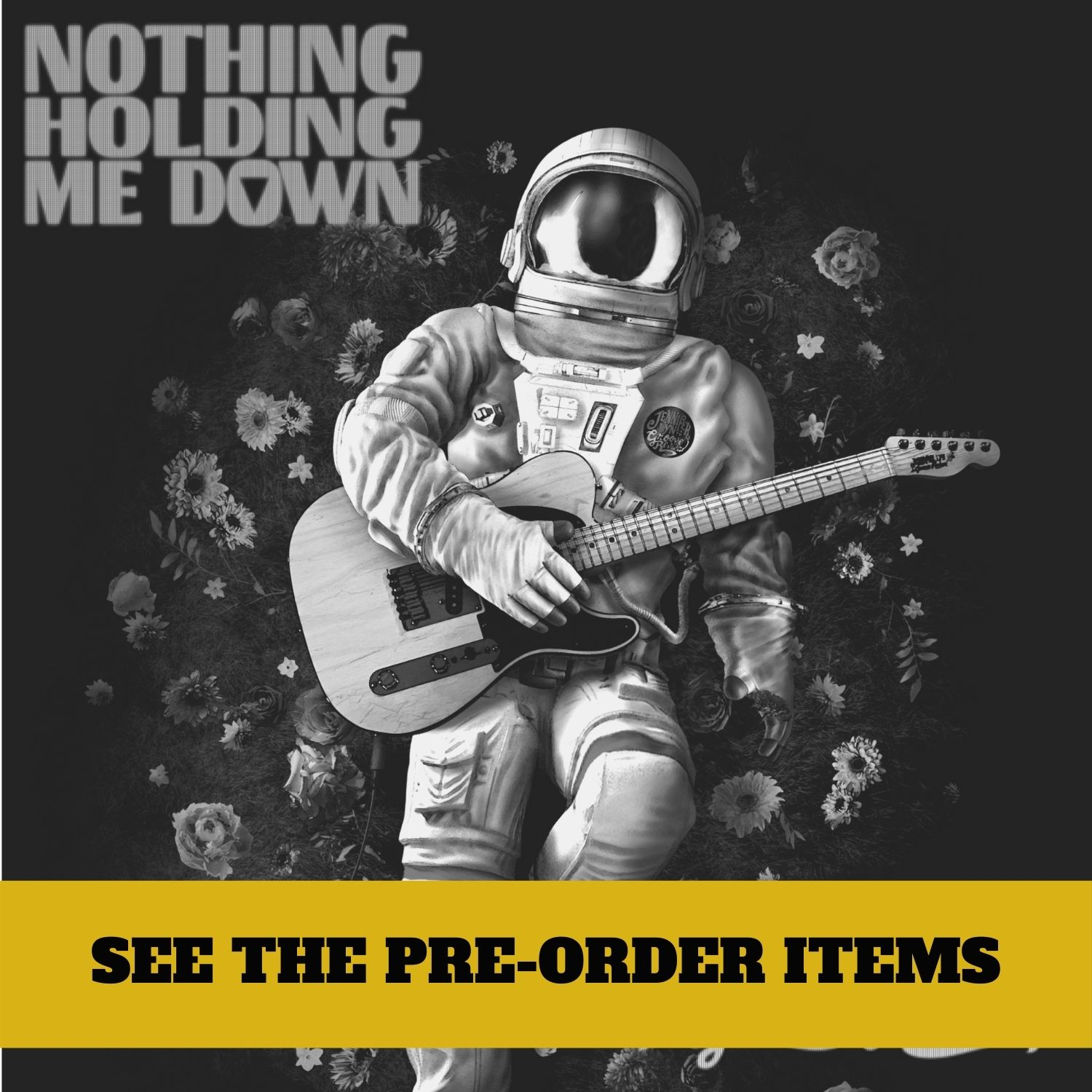 See The Pre-Order Options for Nothing Holding Me Down